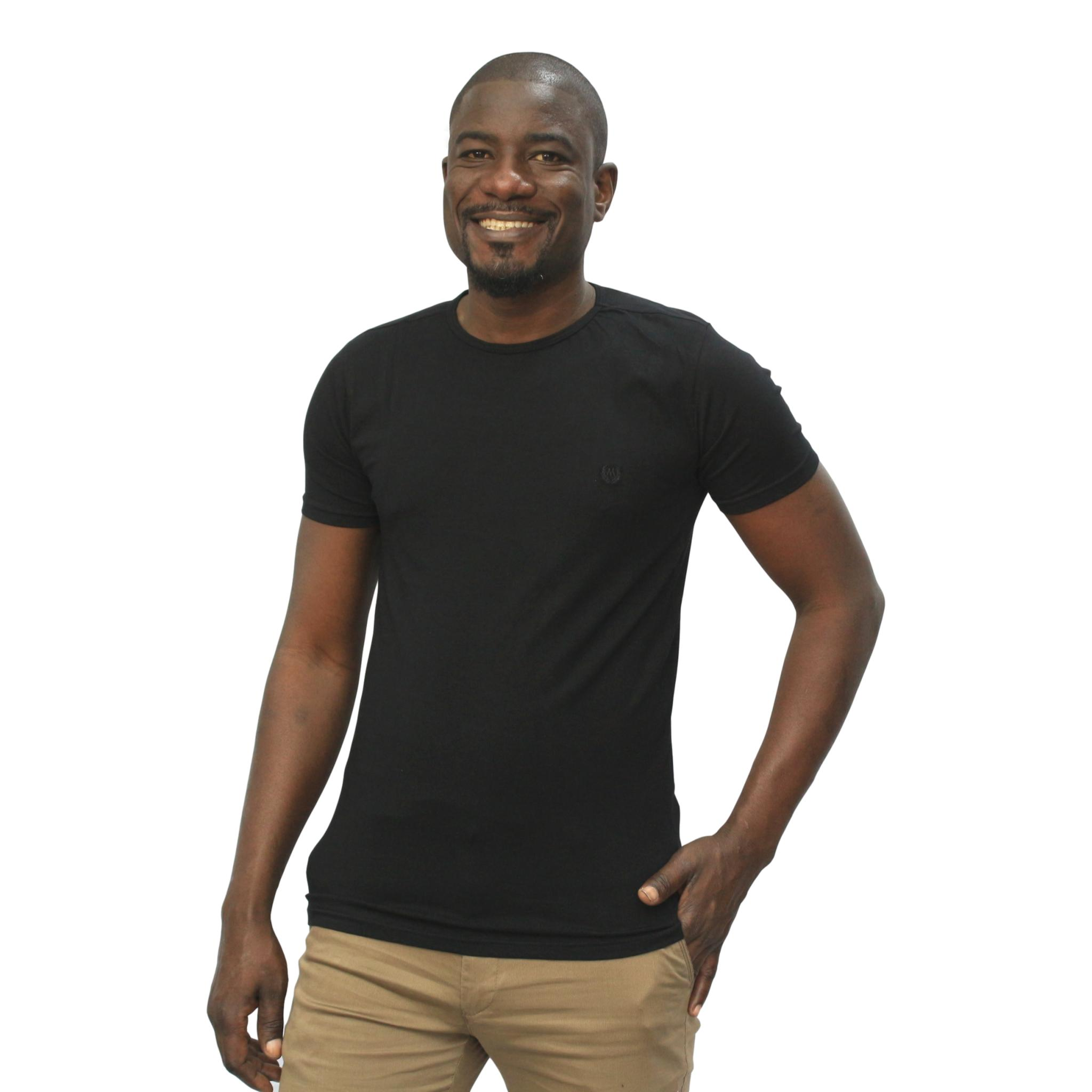 T-shirt Col Rond Unique