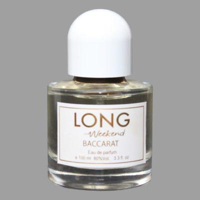 Parfum Baccarat Longue weekend
