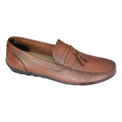 Mocassin Homme Leather