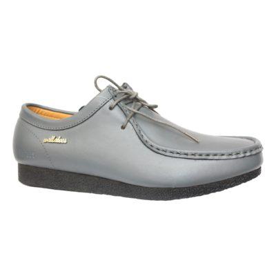 chaussures wallabies en cuir