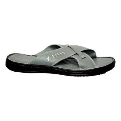 Sandale Cuir Orthopédique Homme