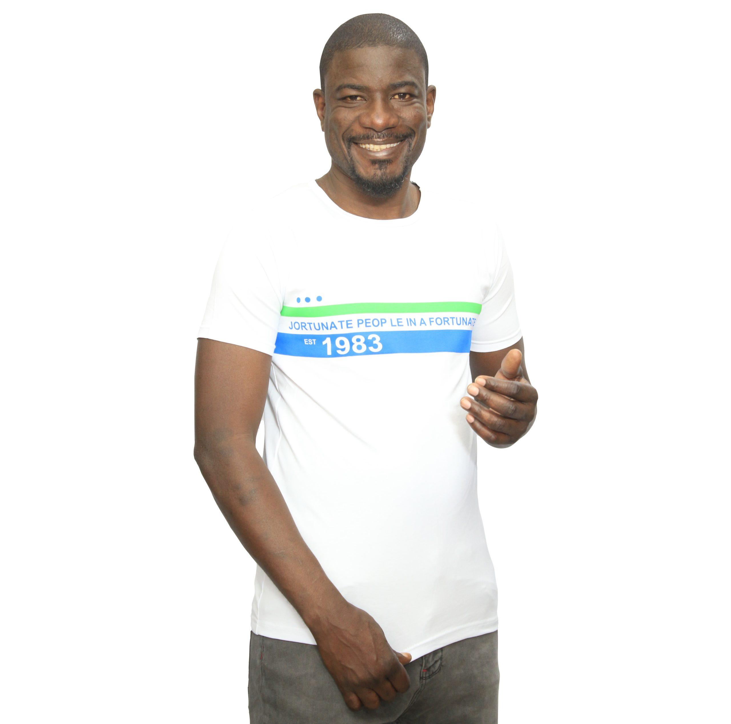 T-shirt Manche court 02