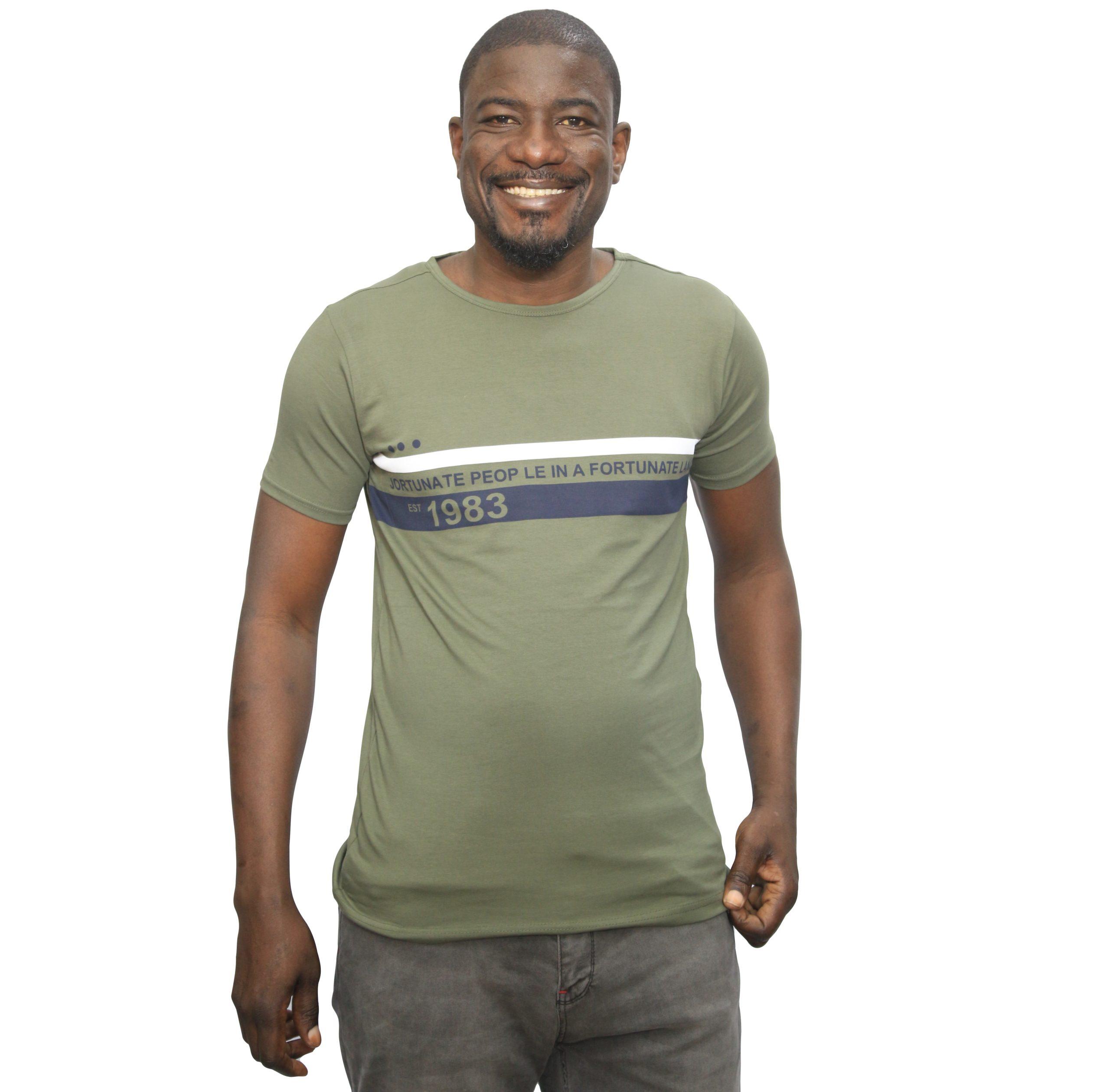 Tee-shirt coton 004
