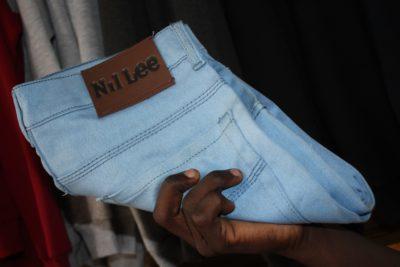 Pantalon Kaki NILL LEE0