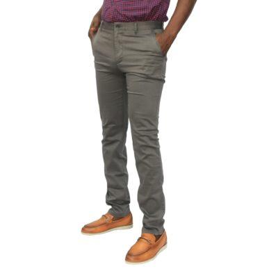 Pantalon Kaki Homme L07
