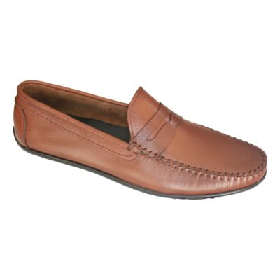 Mocassin Cuir homme 002