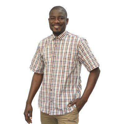 Chemises manches courtes pour homme