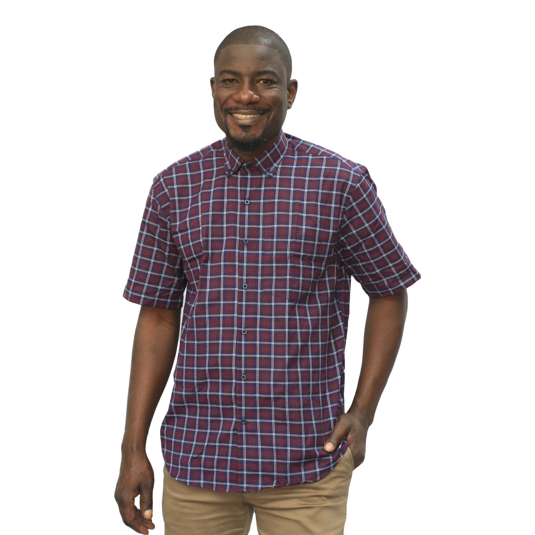 Chemises manches courtes regular