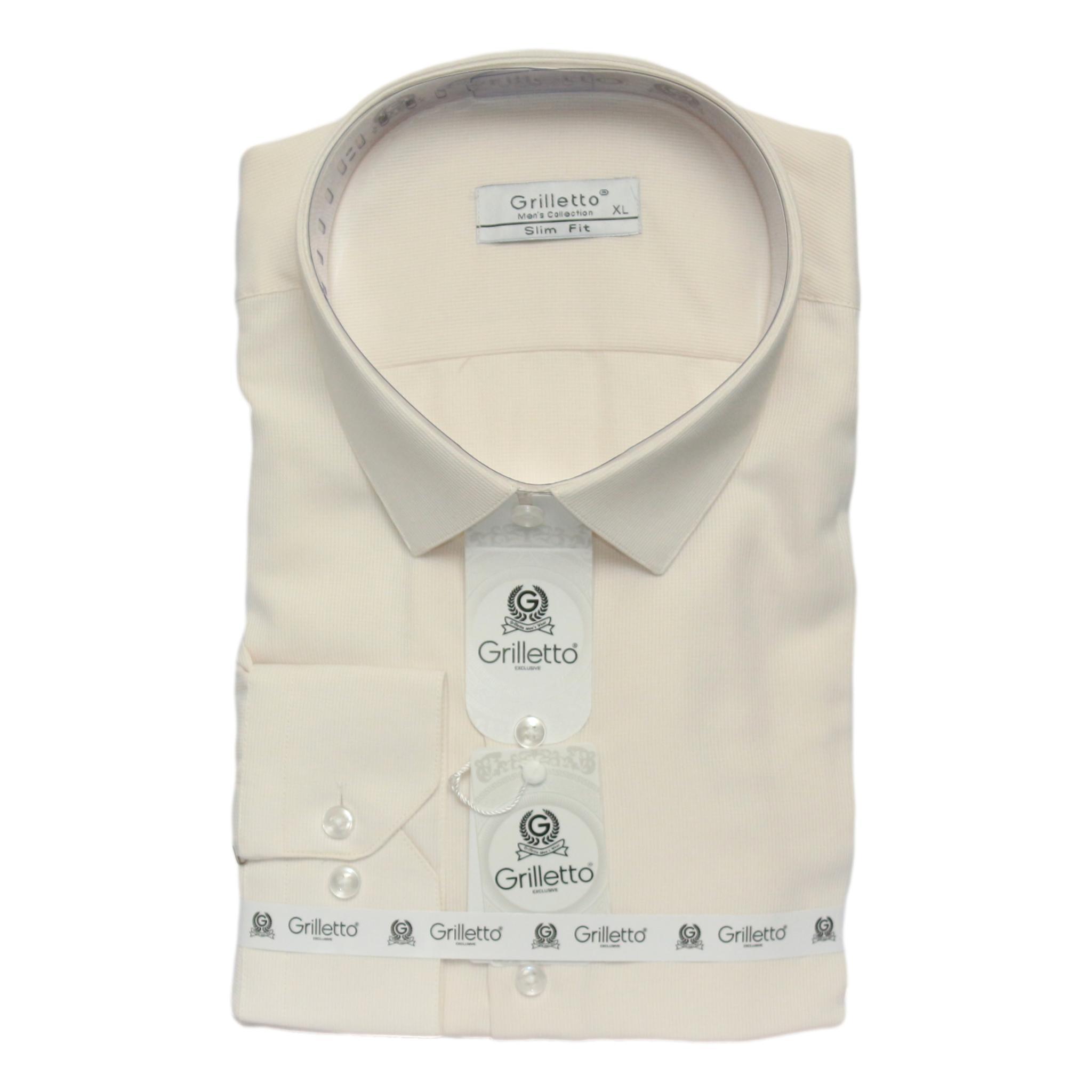 Chemises Homme Grilletto Slim