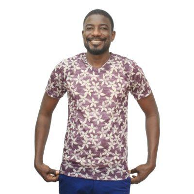 Tee-shirt coton 009