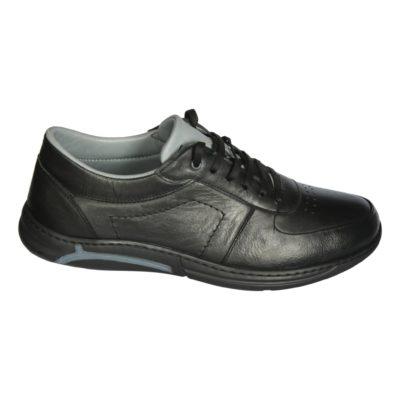 Sneakers en cuir