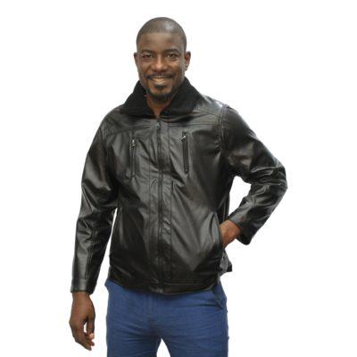 Jacket simili Cuir 003