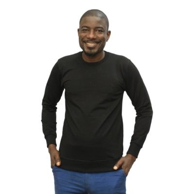 Pull col rond 001