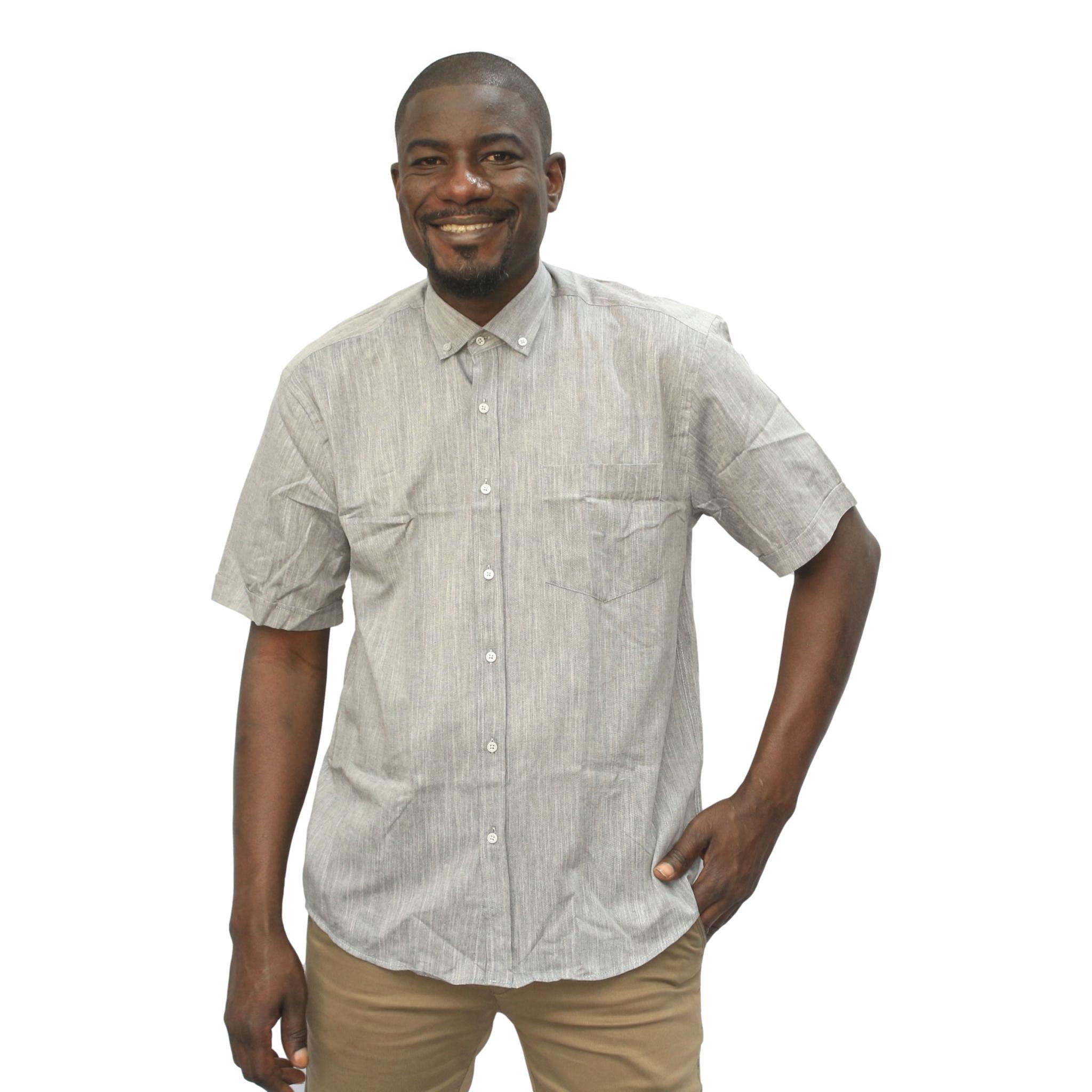 Chemises Classique Manche Courte