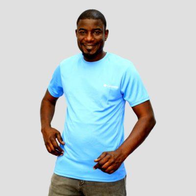 T-shirt Colombia Pour Homme
