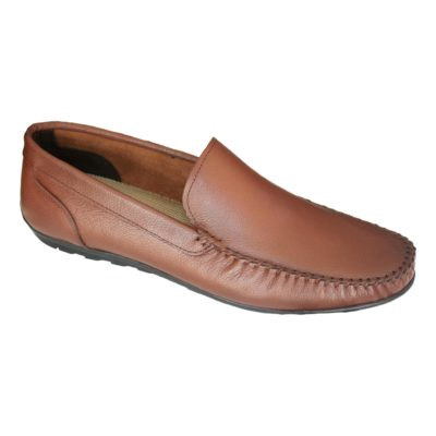 Chaussures Mocassin Cuir